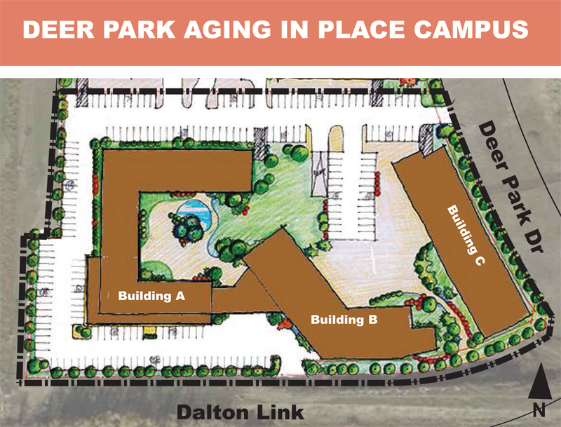 deer park aging in place campus
